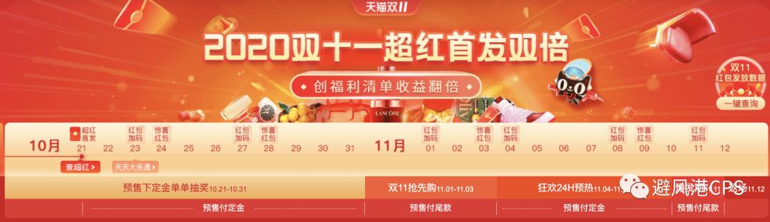 半价免单商品都在这,教你生成<a href='https://www.zhouxiaohui.cn/taobaoke/'>淘客</a>双11免单页面-第6张图片-周小辉博客