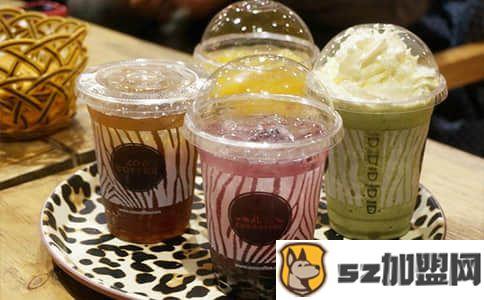 哥伦布奶茶加盟 小本创业赚大钱-第1张图片-好项目加盟网