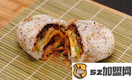 台湾美食加盟哪家好?一粒香台湾饭团广为知晓-第1张图片-好项目加盟网
