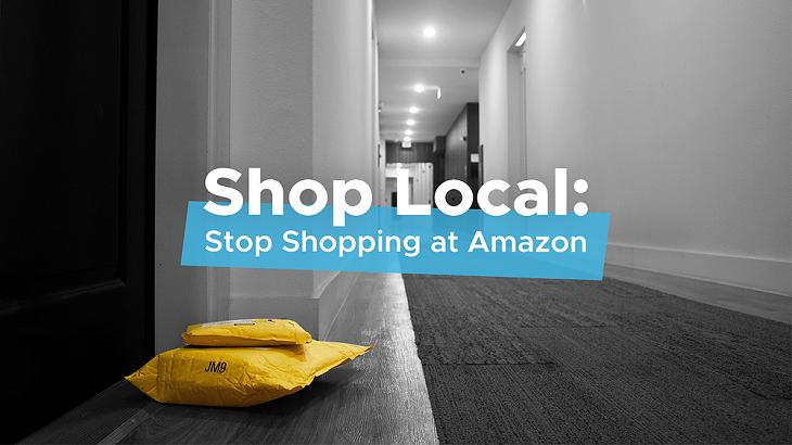 亚马逊新加坡站推出Shop Local店铺