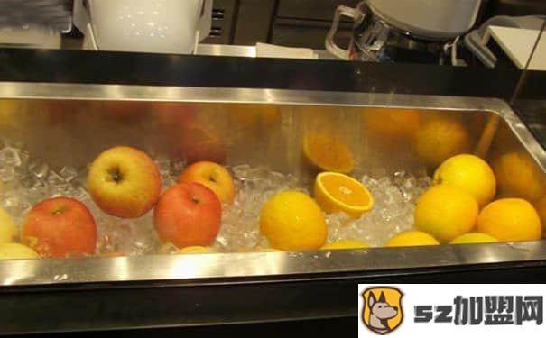 鲜榨果汁有哪些品牌值得推荐? 开果汁店需要什么设备?-第3张图片-好项目加盟网