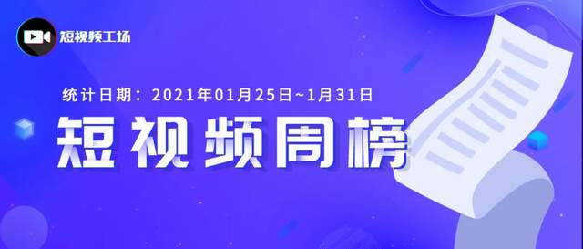 刘德华抖音周涨粉5千万;各平台红包大战开启   短视频周榜
